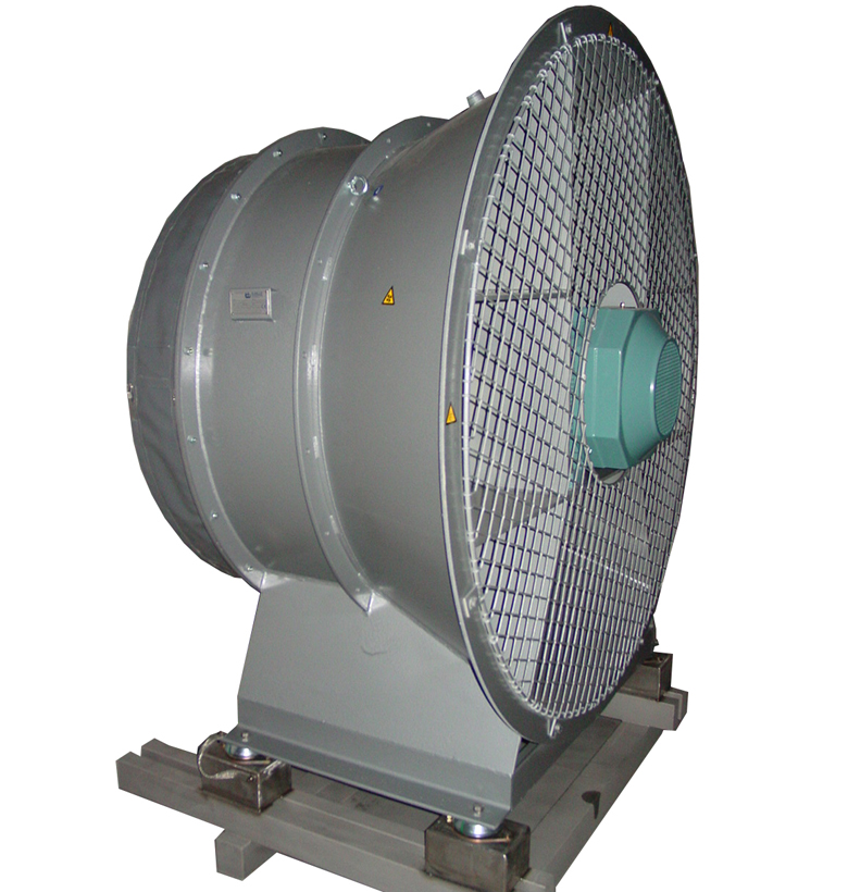 Axialventilator
